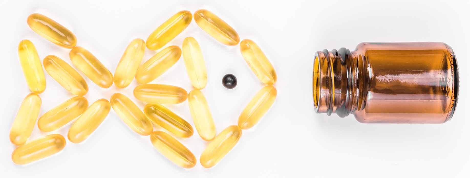 fish oil omega 3 supplements capsules