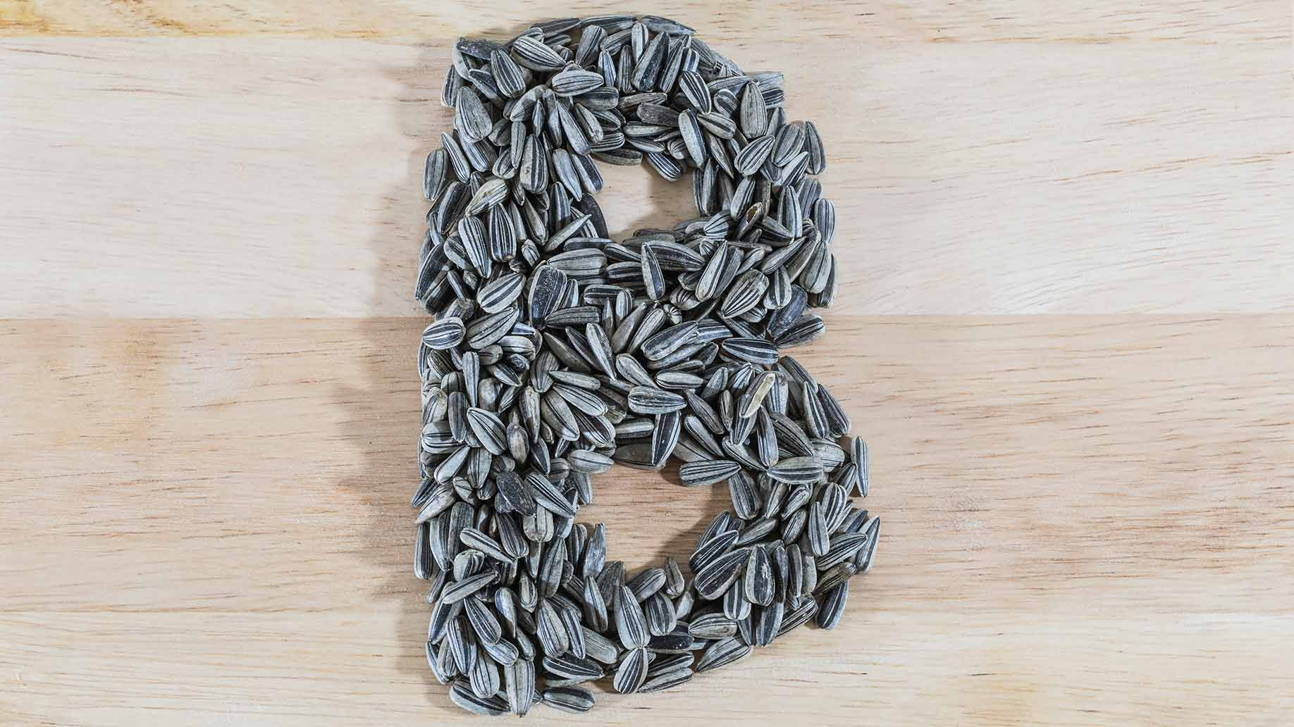 vitamin b sunflower seeds