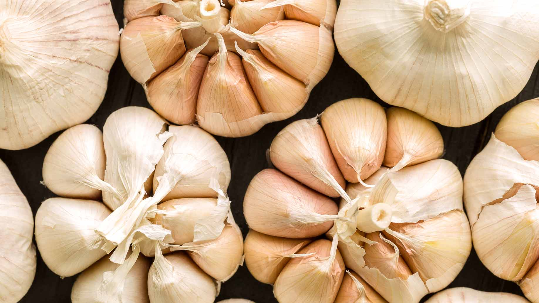 fresh garlic cloves for liver cleanses