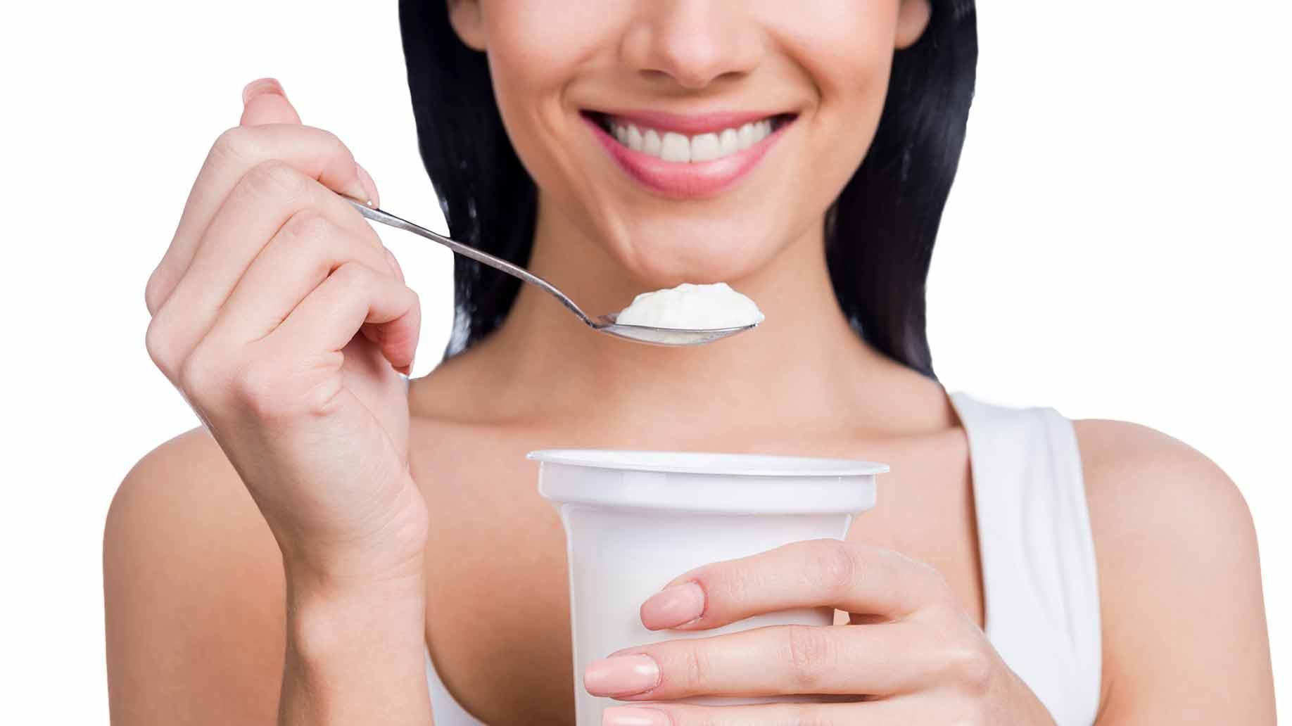 probiotics natural yogurt plain unflavored