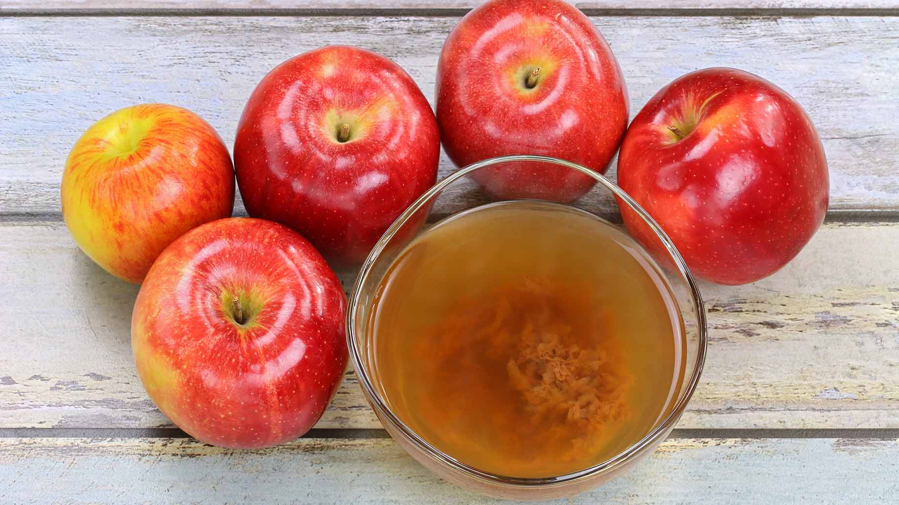 apple cider vinegar with mother organic for bad breath halitosis get rid of naturally