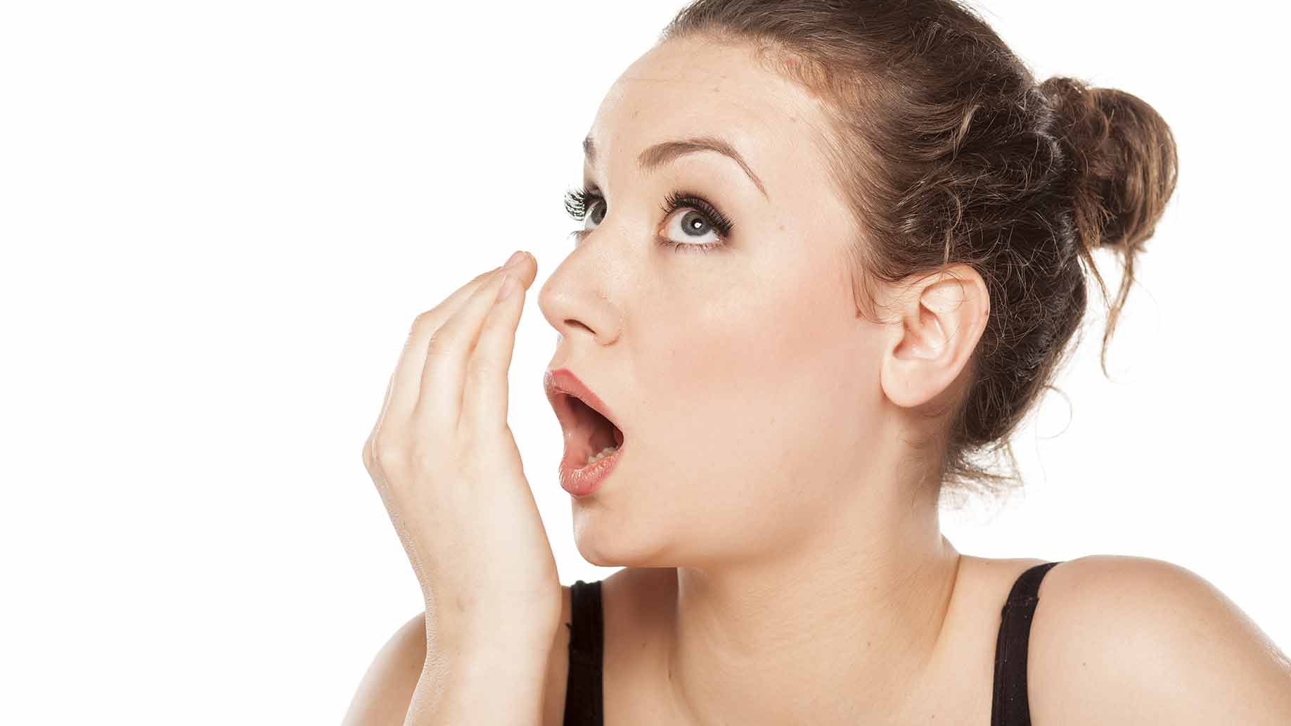 bad breath halitosis causes how to get rid of naturally remedies