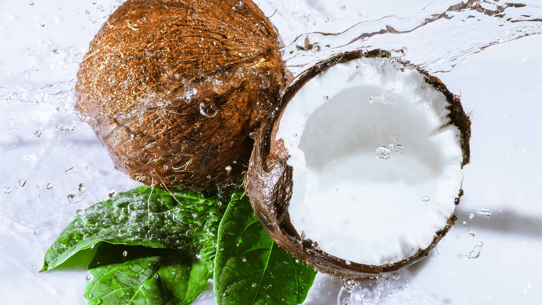 coconut oil for oil pulling oral health teeth bad breath halitosis swishing how to get rid of naturally