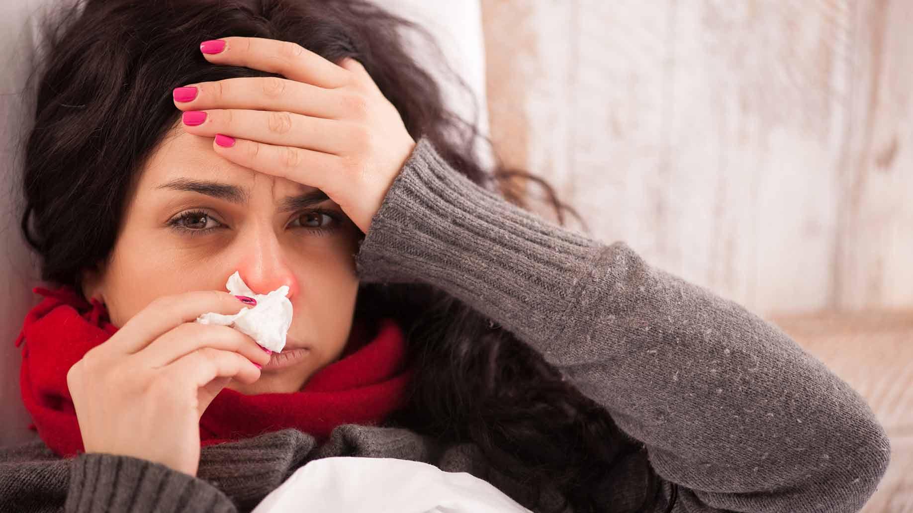 cold cough flu probiotics good bacteria natural flora gut health