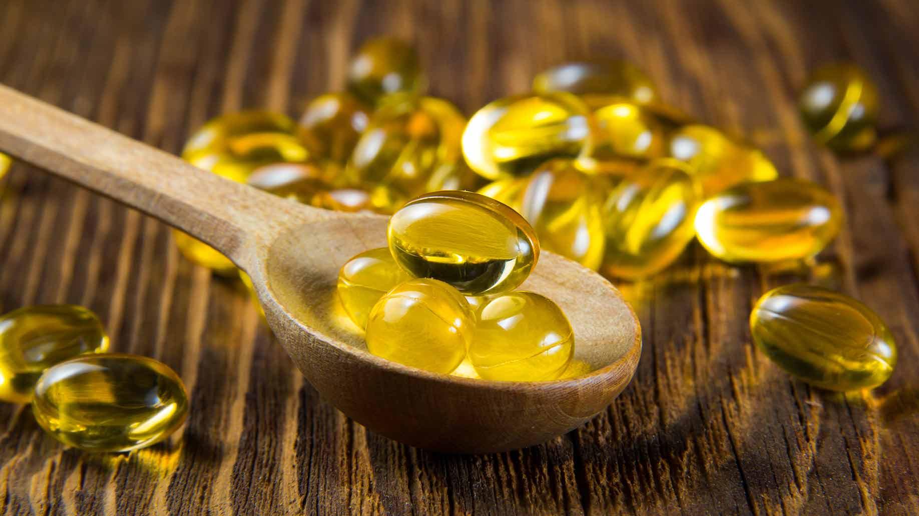 omega 3 fish oil fatty acids pills natural remedy high blood pressure hypertension