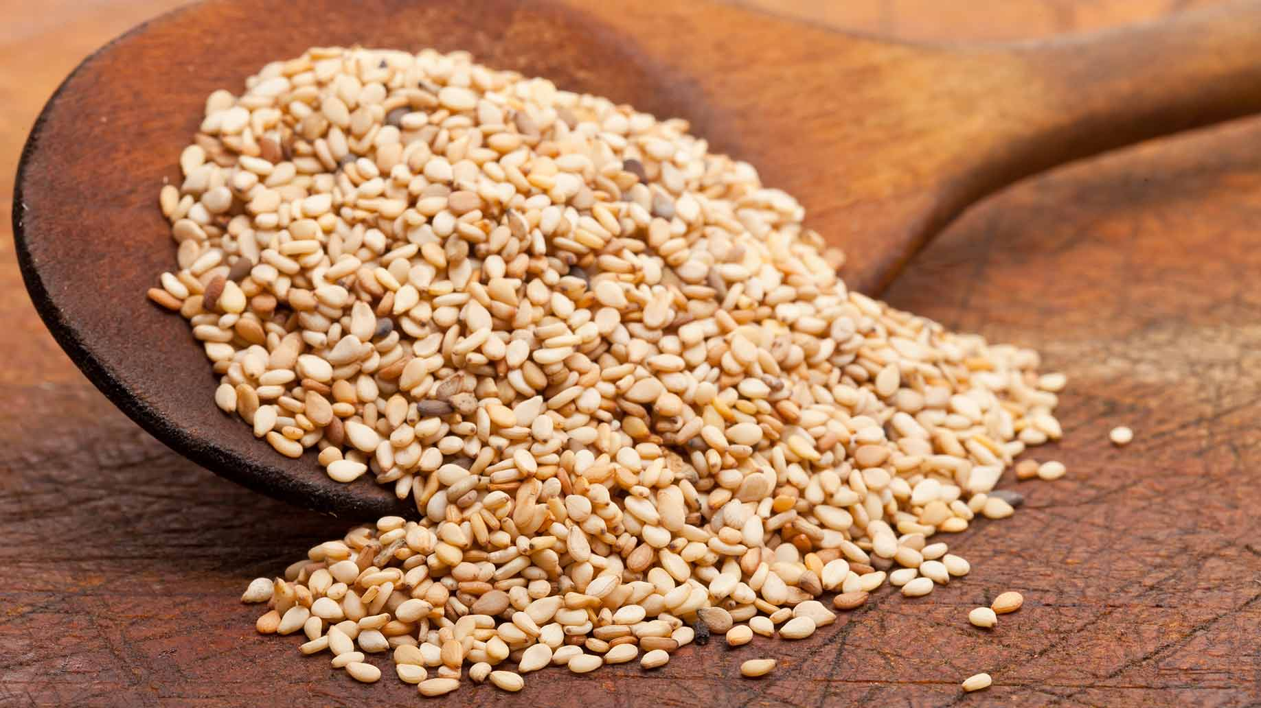 sesame seeds oil natural remedy lowers blood pressure hypertension