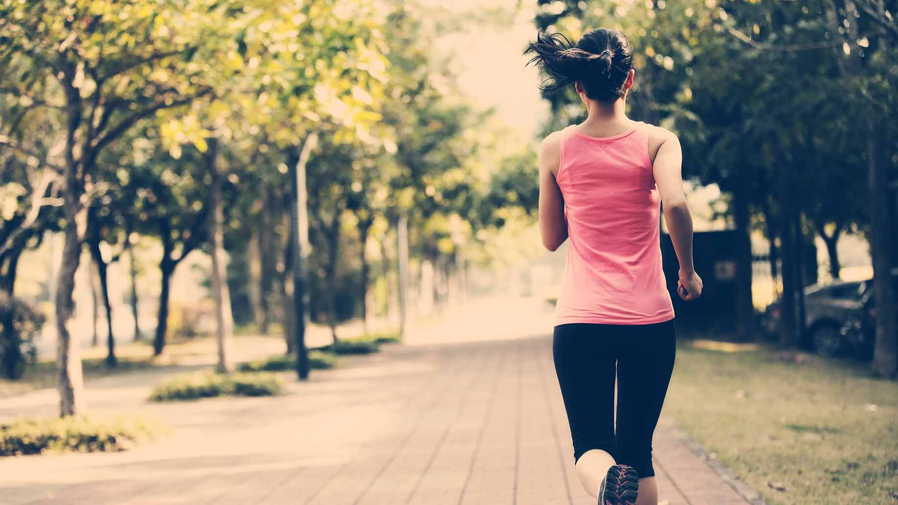 exercise running get moving headaches migraines natural remedies