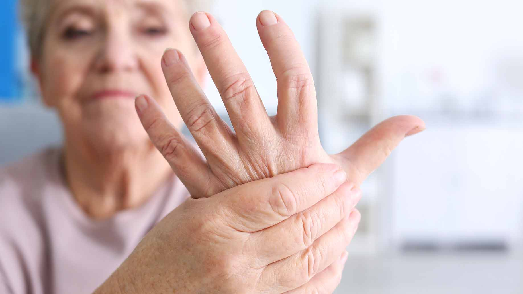 arthritis natural remedies elderly seniors wrist hand joint pain