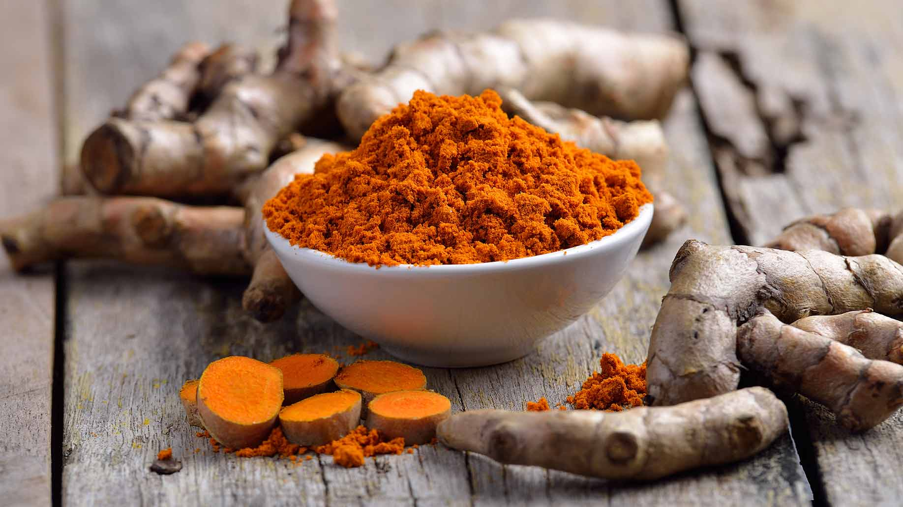 turmeric curcumin root orange powder arthritis natural remedies