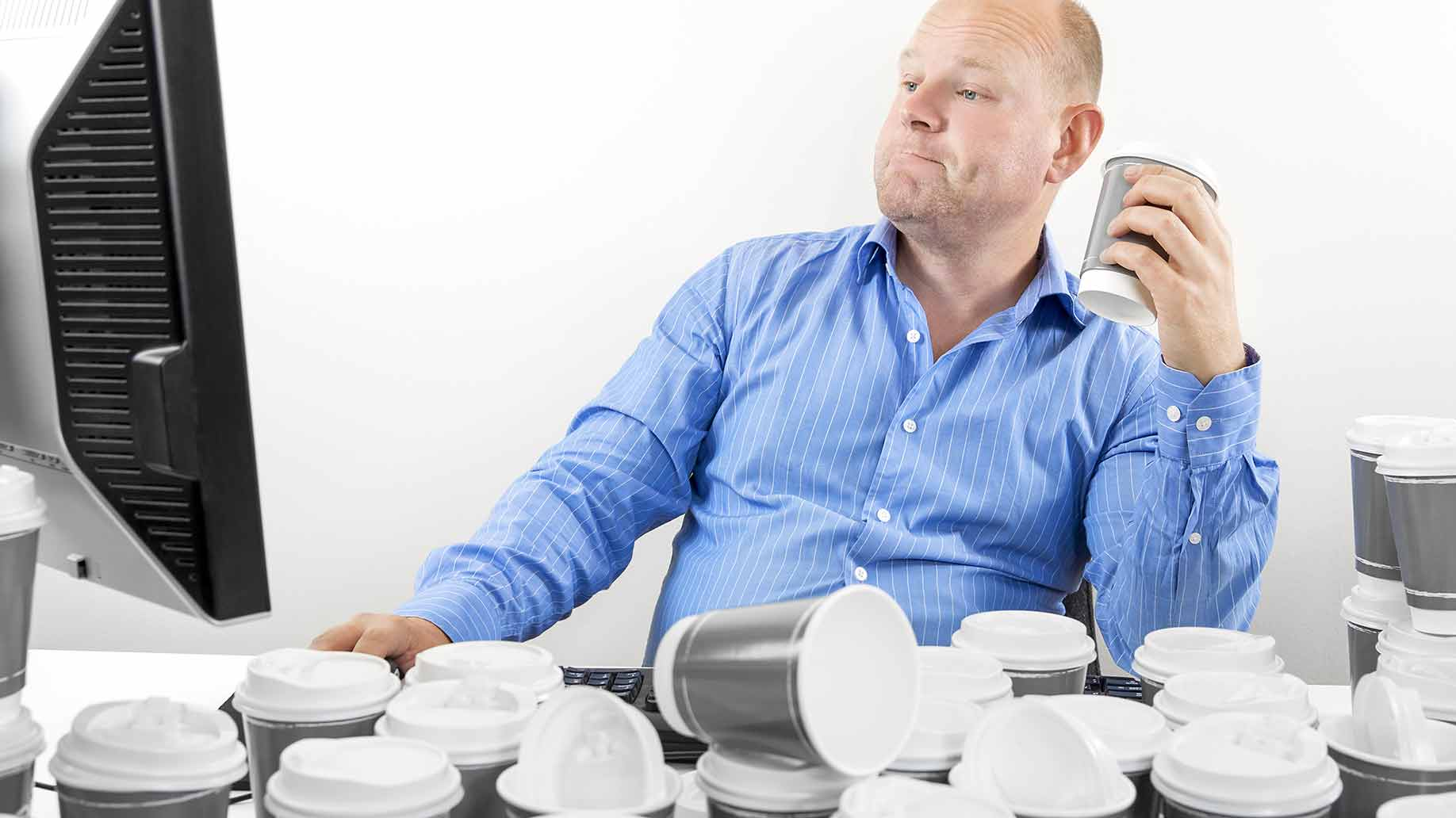 coffee natural benefits too much cups drinks caffeine