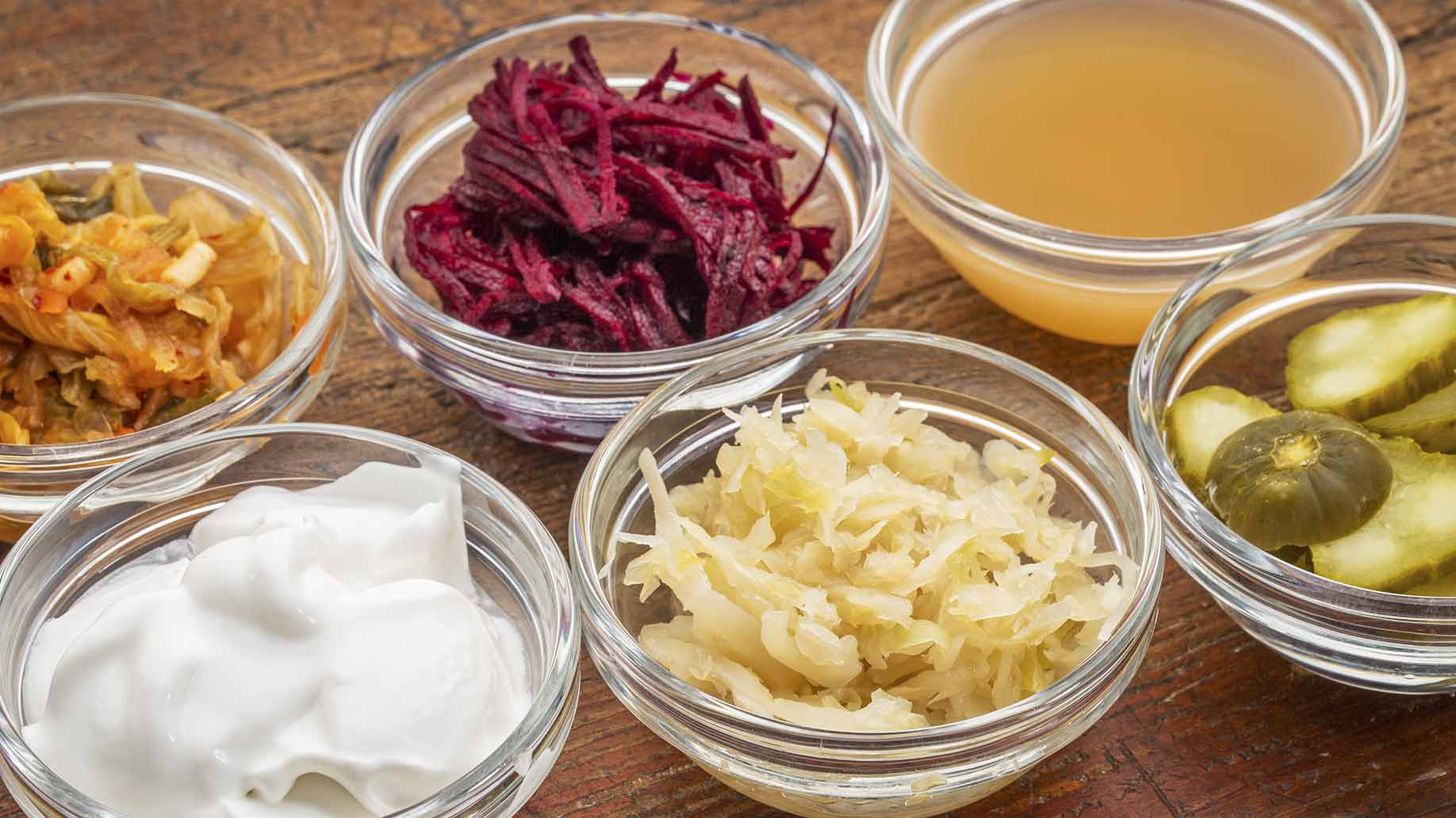 probiotics allergies natural remedies fermented foods gut health