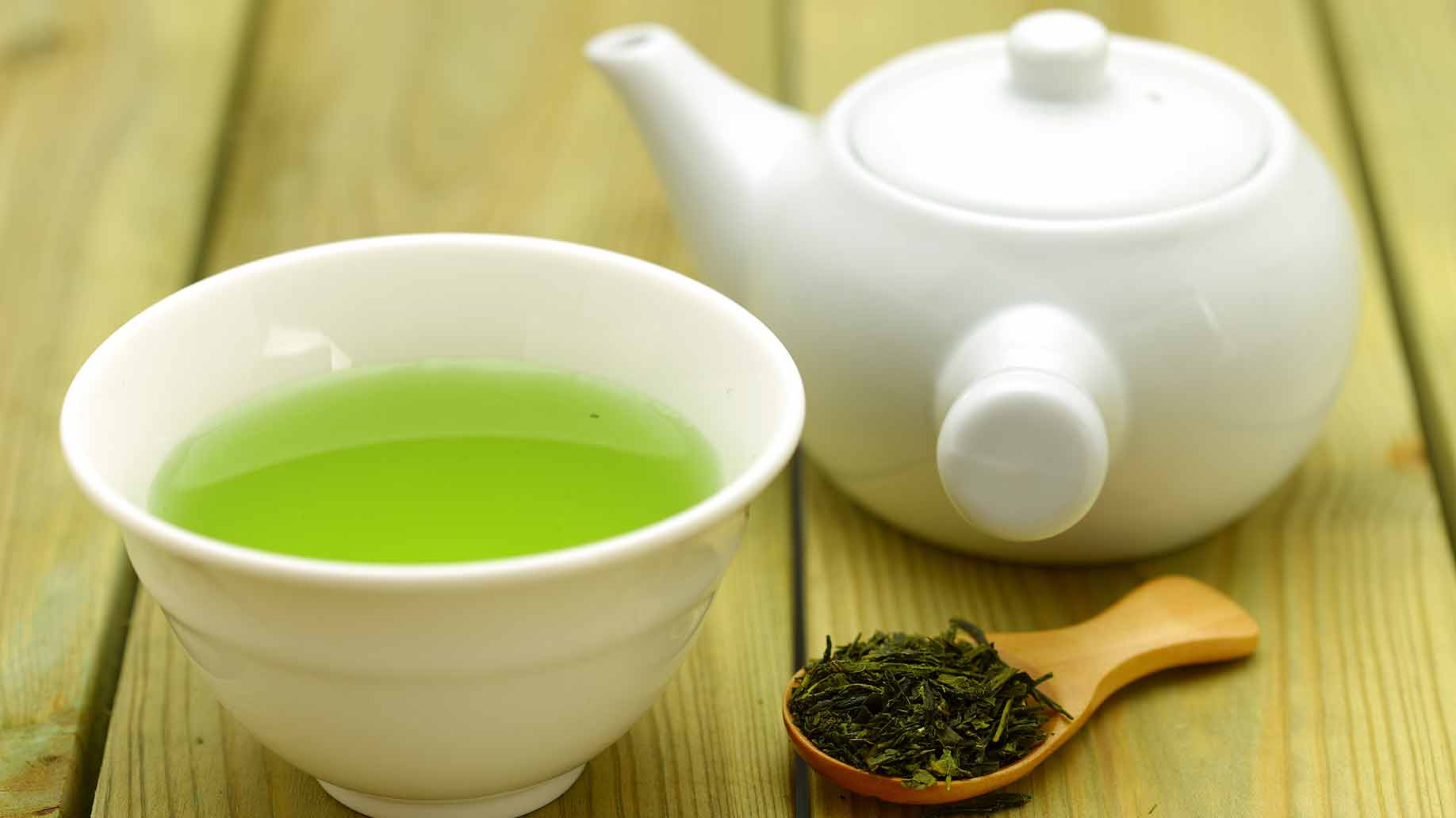 green tea leaves acne natural remedies