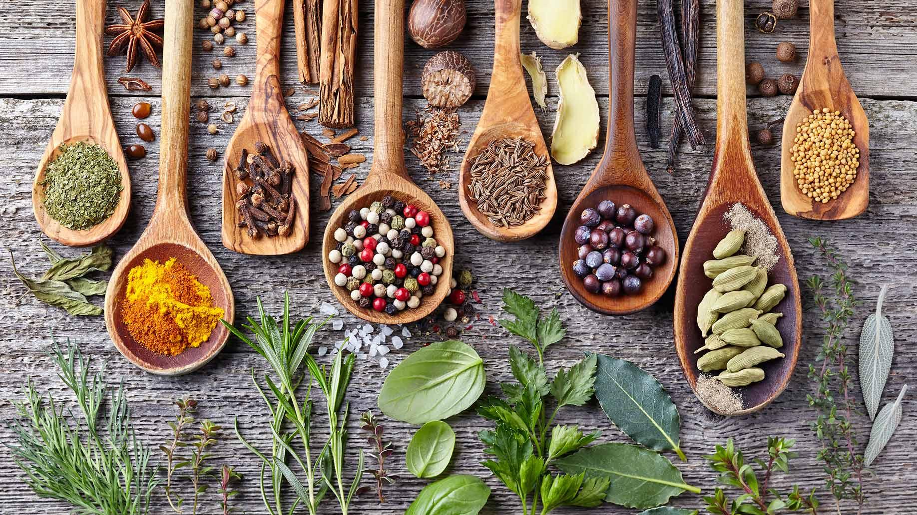 herbs fresh dried seeds leaves natural hair diy shampoo ingredients