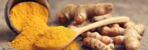 turmeric curcumin yellow orange spice powder root natural health benefits remedies