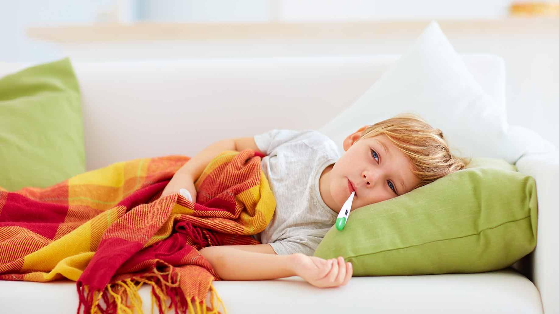 common cold sick vitamin c health benefit cough fever runny nose