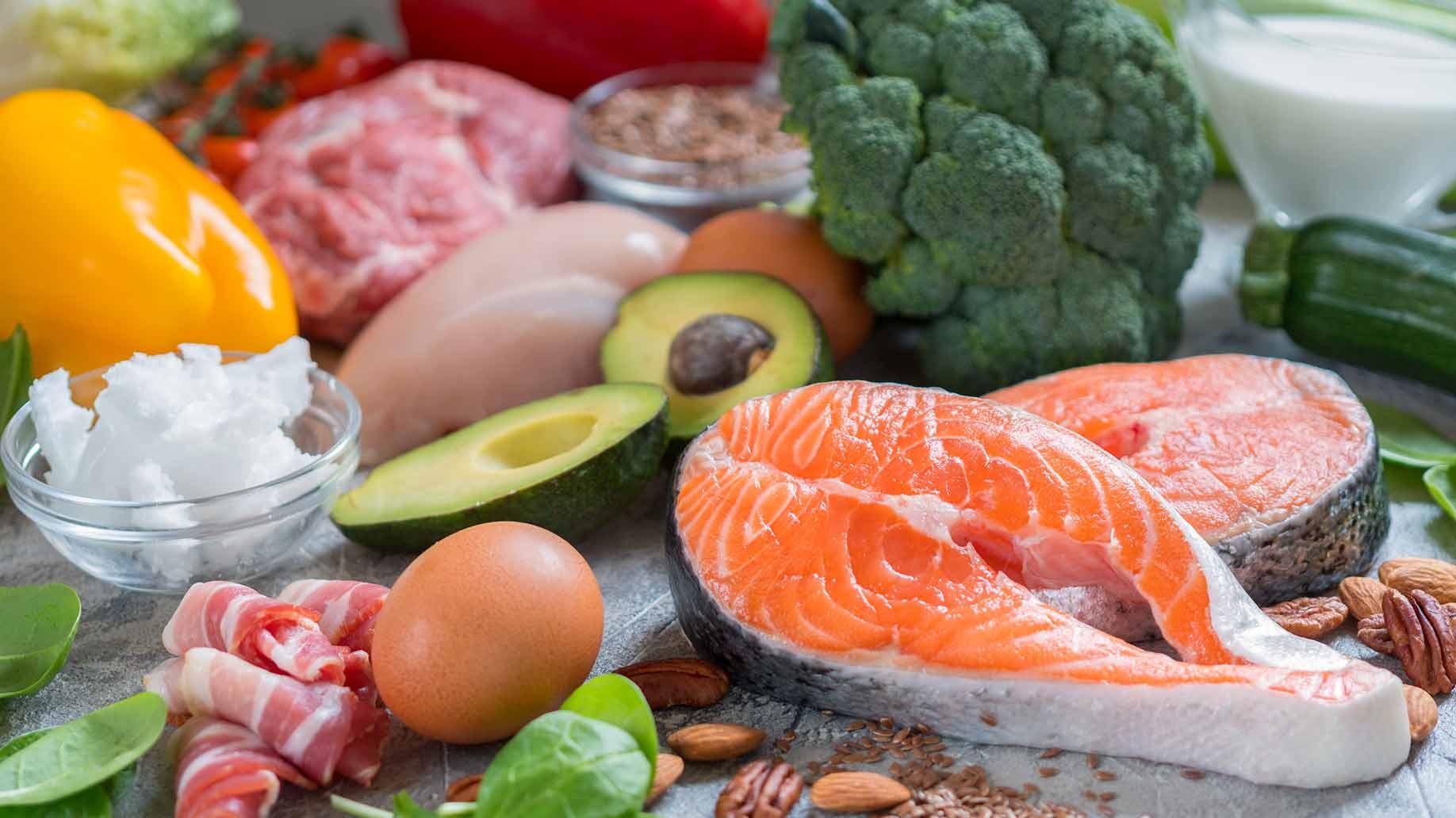 ketogenic diet fish oil egg nuts avocado green leafy diabetes prediabetes natural remedies