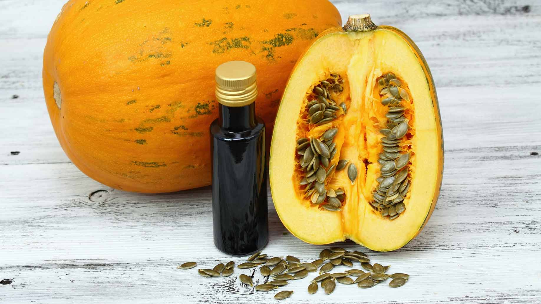pumpkin seed oil hair loss thinning balding natural remedies