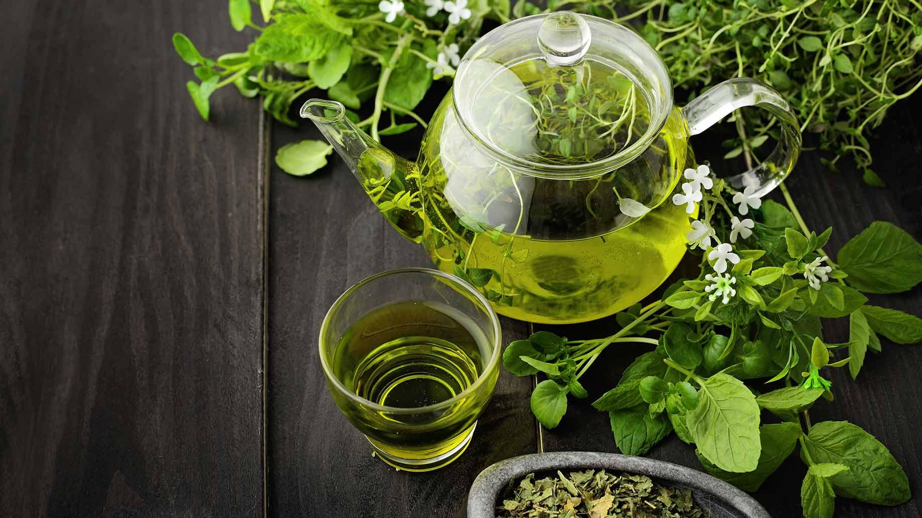 high cholesterol green tea leaves heart health natural remedies