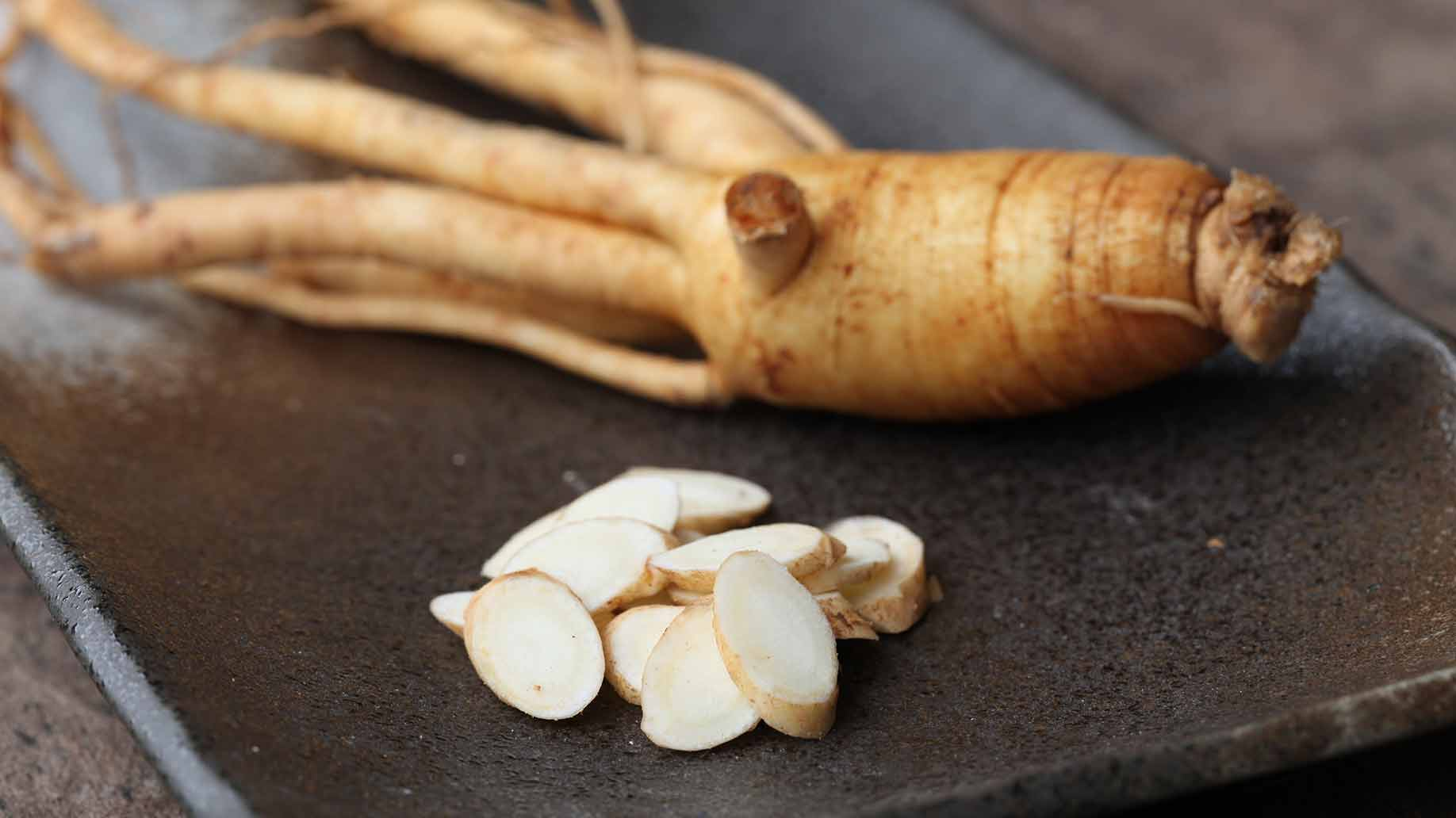 asian ginseng roots memory loss natural remedies