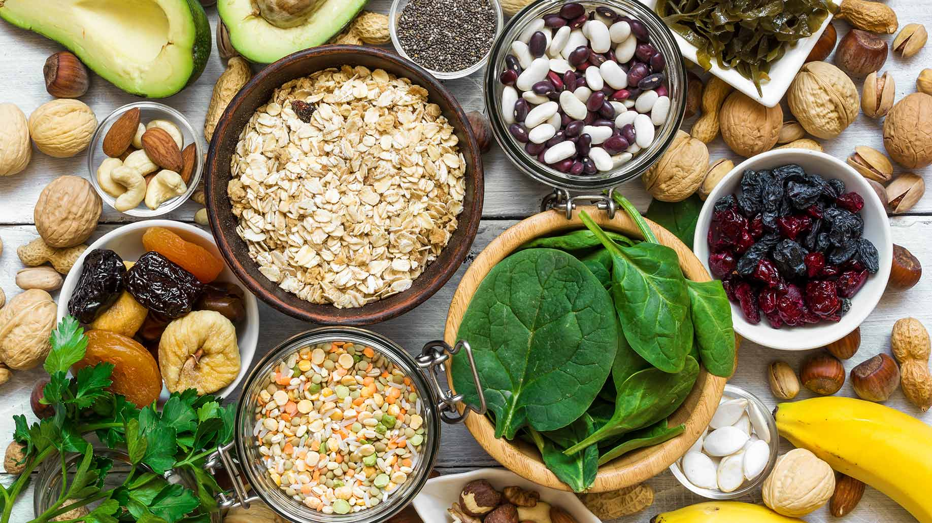 magnesium beans greens nuts seeds increase boost energy levels natural remedies.