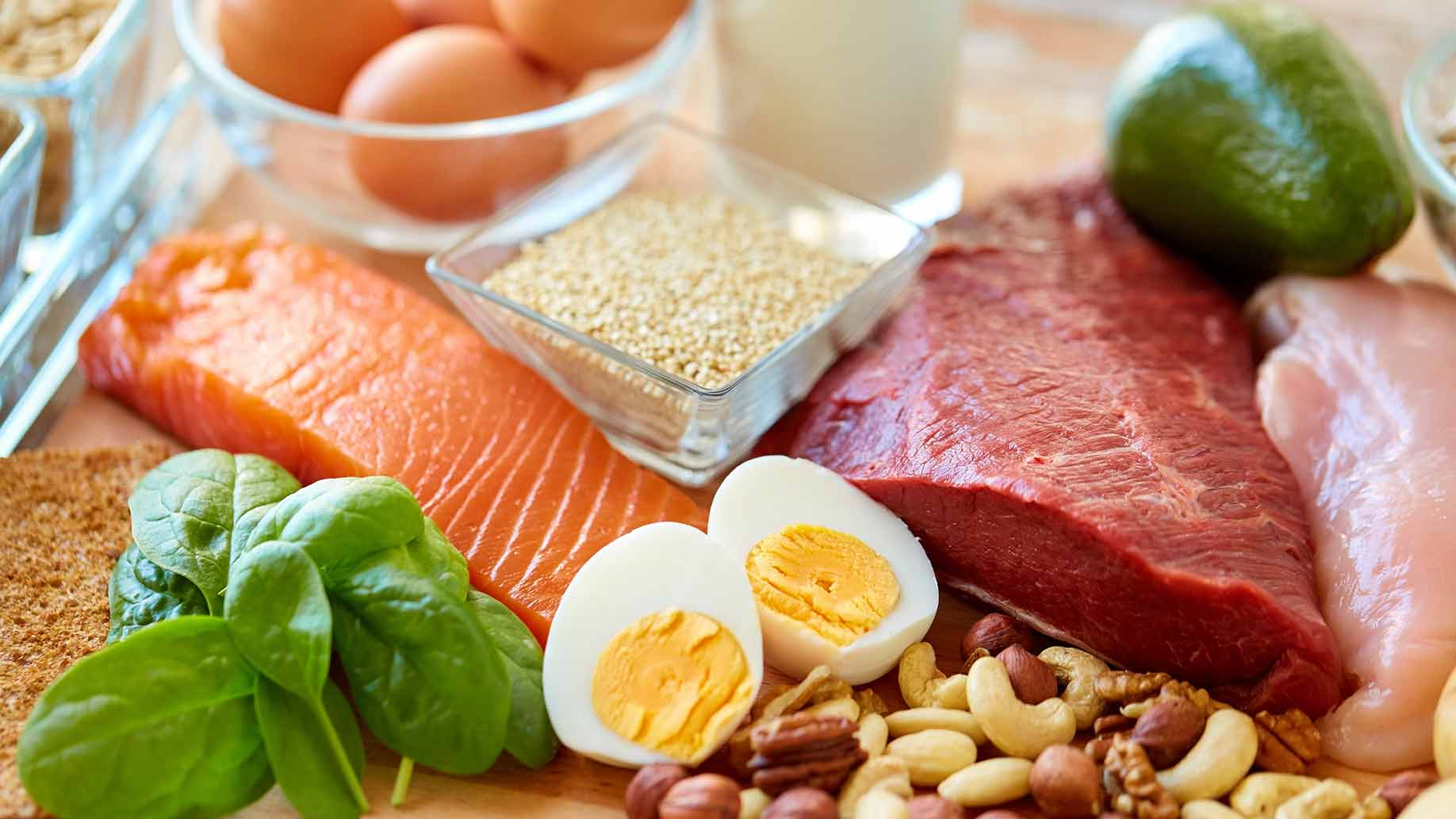 tyrosine meat eggs nuts boost increase energy levels natural remedies