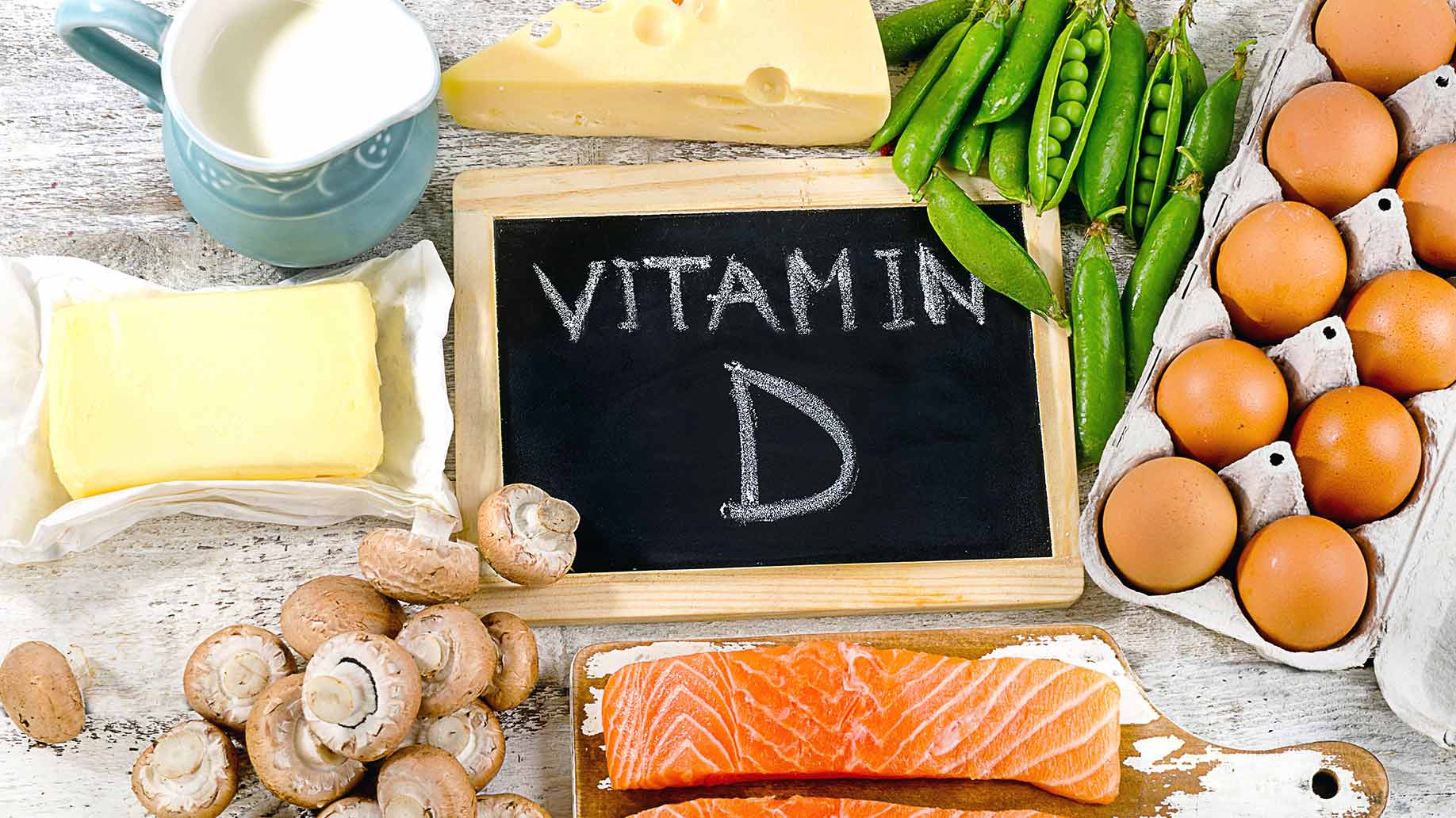 vitamin d eggs mushrooms fish cheese boost increase energy levels natural remedies