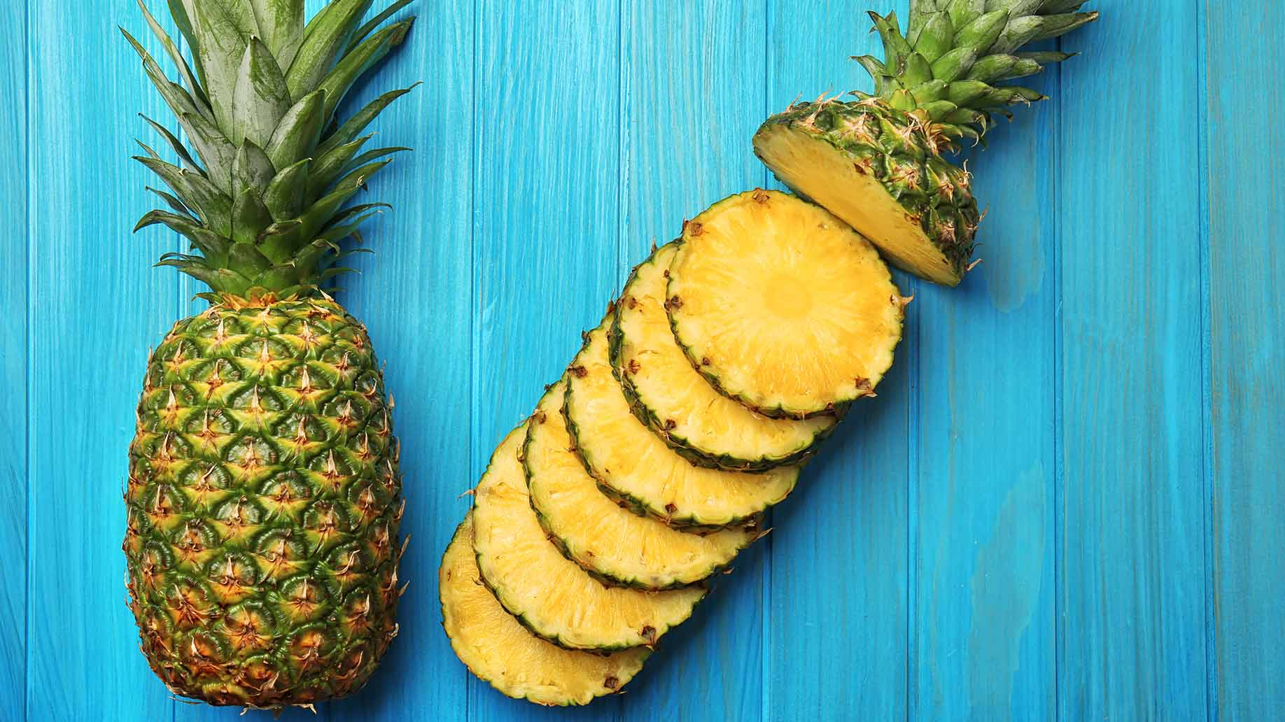 bromelain pineapple urinary tract infection uti natural remedies