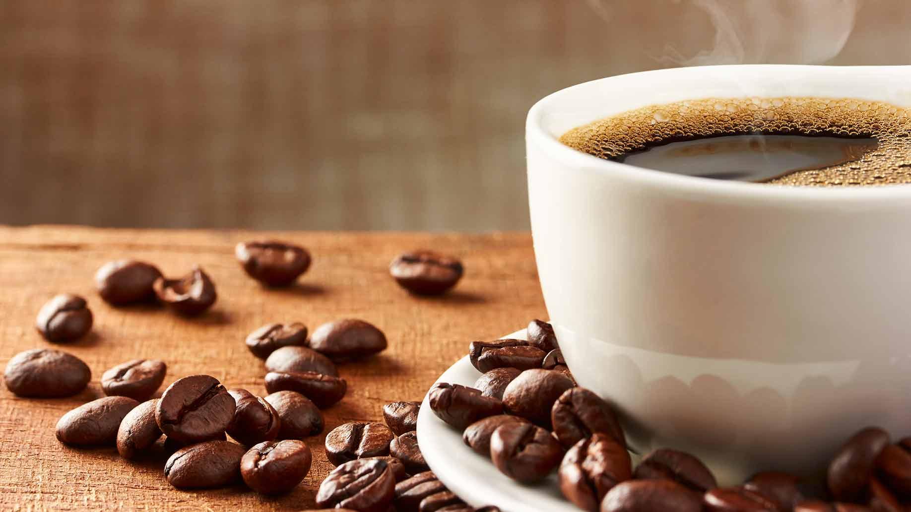 coffee caffeine beans gout inflammation natural remedies