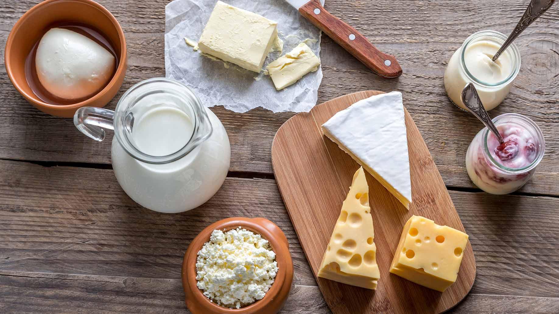 dairy cheese yogurt feta milk cream gout inflammation natural remedies